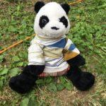 Pandabeer van Romein